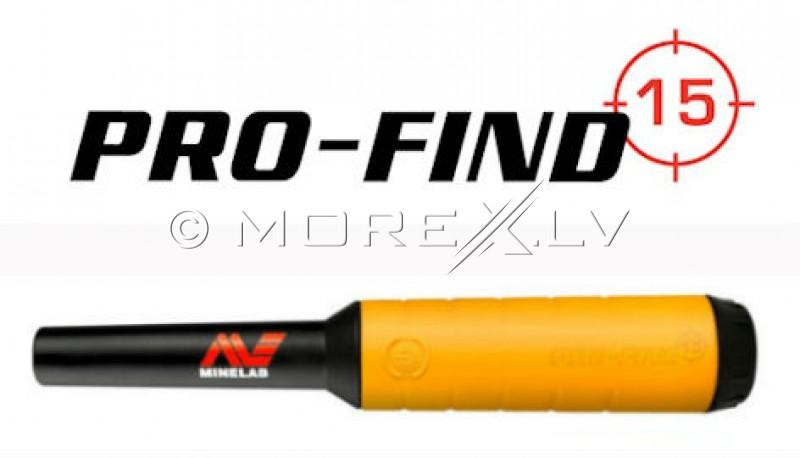 Minelab PRO-FIND 15 PinPointer (3226-0002)