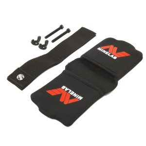 Minelab Black Nylon Nut & Bolt for Arm Rest (3011-0028)