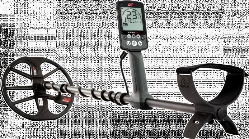 Metalo Detektoriai Minelab Equinox 600 + Waterproof Headphones